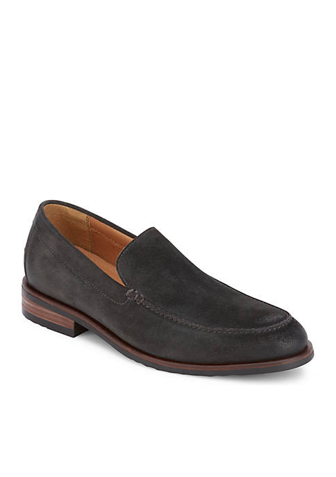 Steel Gray Canton Loafer