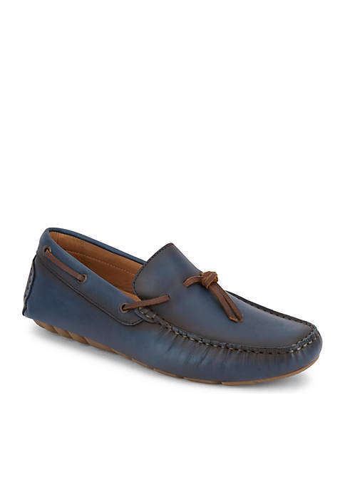 LUCKY BRAND FOOTWEAR Dark Blue Wagner Loafer