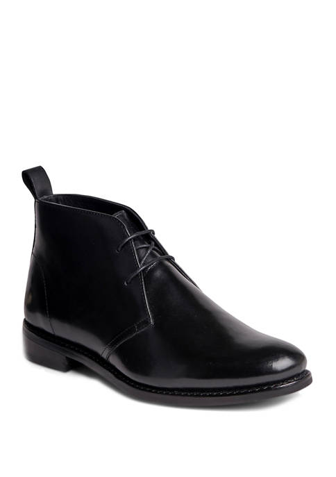 Anthony Veer Arthur Leather Chukka Casual Boots