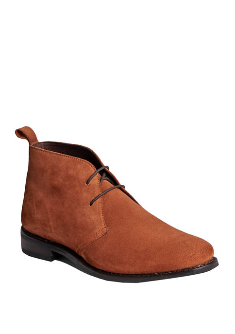 Anthony Veer Arthur Suede Casual Chukka Boots
