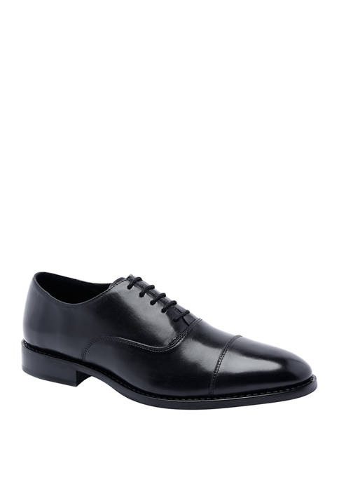 Anthony Veer Clinton Cap Toe Leather Lace Up
