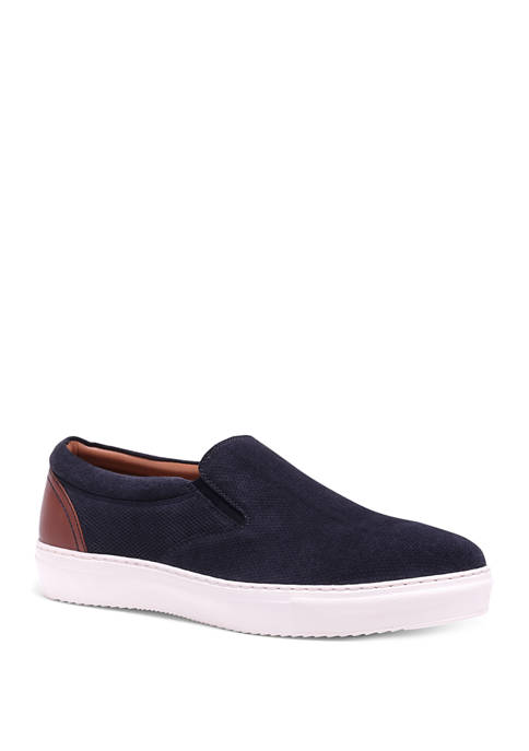 Carlos by Carlos Santana Don Slip On Suede