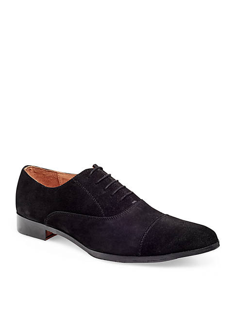 Carlos by Carlos Santana Legacy Cap Toe Oxfords