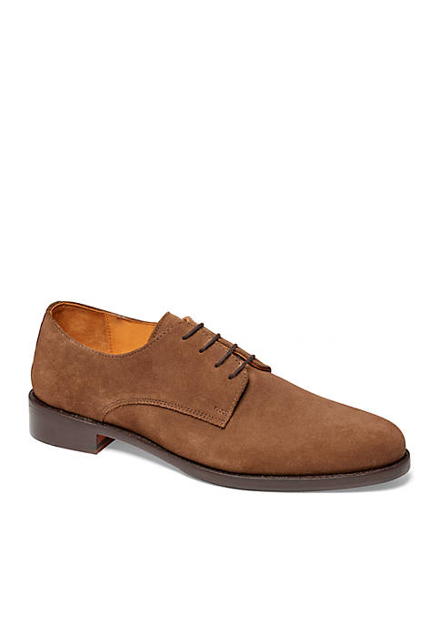 Carlos by Carlos Santana Gypsy Derby Suede Oxford