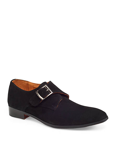 Carlos by Carlos Santana Freedom Single Monk Strap