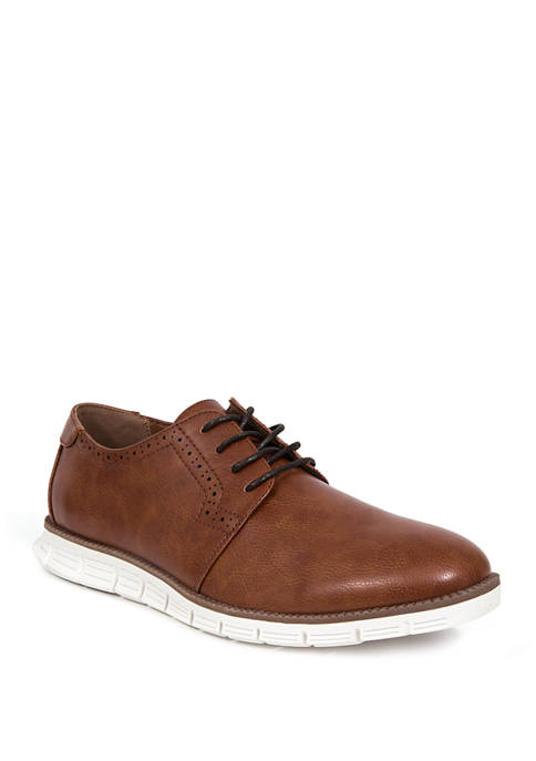 Deer Stags Aiden Memory Foam Oxford Shoes