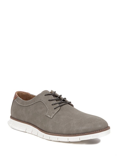Deer Stags Axel Memory Foam Classic Lace-Up Wingtip
