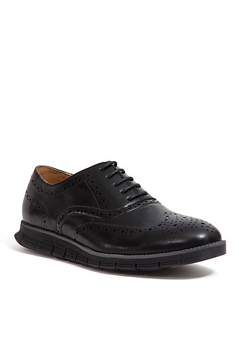 Deer Stags Benton Wingtip Oxford Shoes