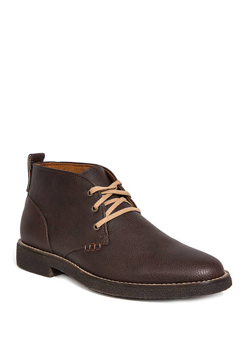 Deer Stags Freeport Memory Foam Chukka Boots