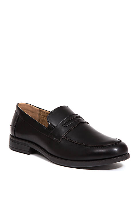 Deer Stags Fund Classic Penny Moc Loafers