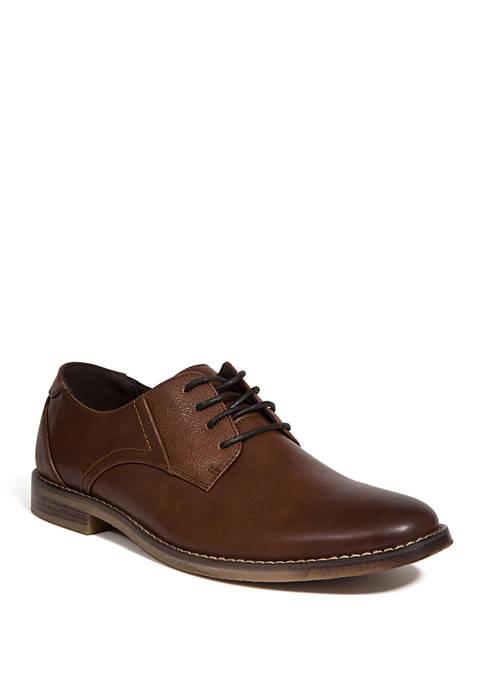 Deer Stags Matthew Memory Foam Oxford Shoes
