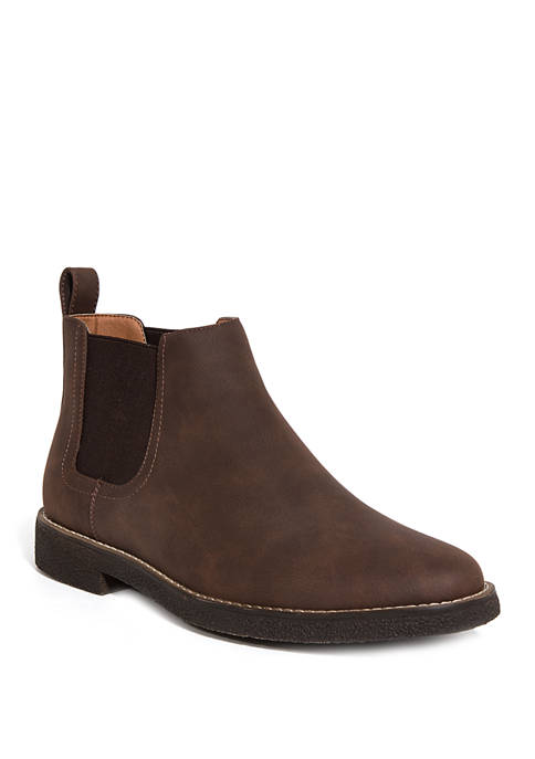 Deer Stags Rockland Memory Foam Chelsea Boots