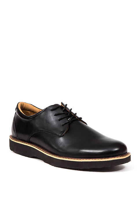 Deer Stags Walkmaster Plain Toe Oxford Shoes