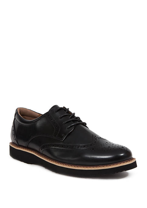 Deer Stags Walkmaster Wingtip Oxford1 S.U.P.R.O 2.0 Memory