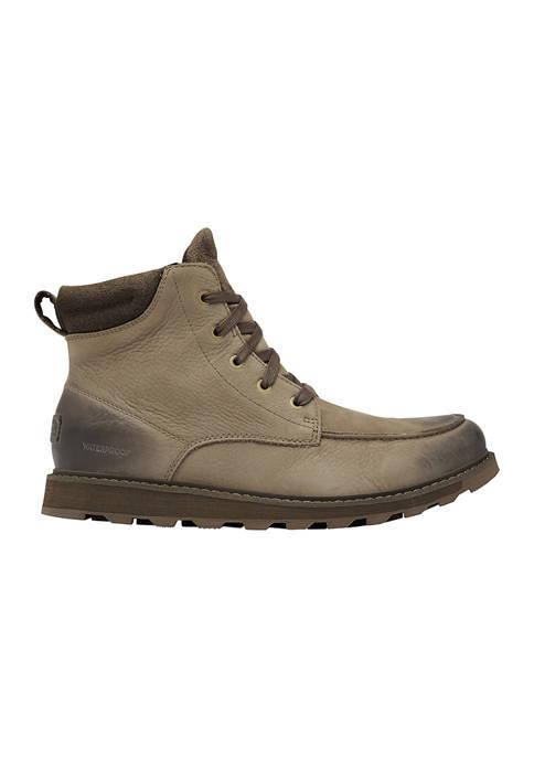 Madison Moc Toe Boots