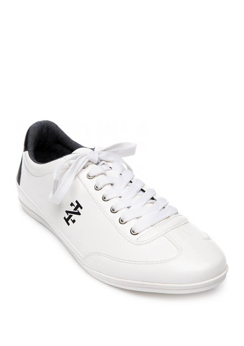 IZOD Mens Lion Sneakers