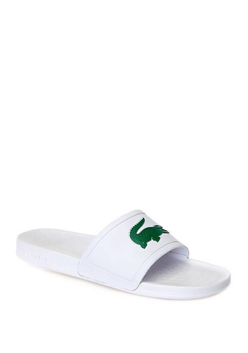 Lacoste Fraiser Slide Sandals