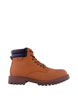 Nautica Andrian Lace Up Boots Belk