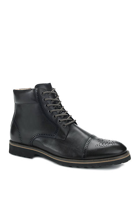Belvedere Barry Mid Shaft Boots