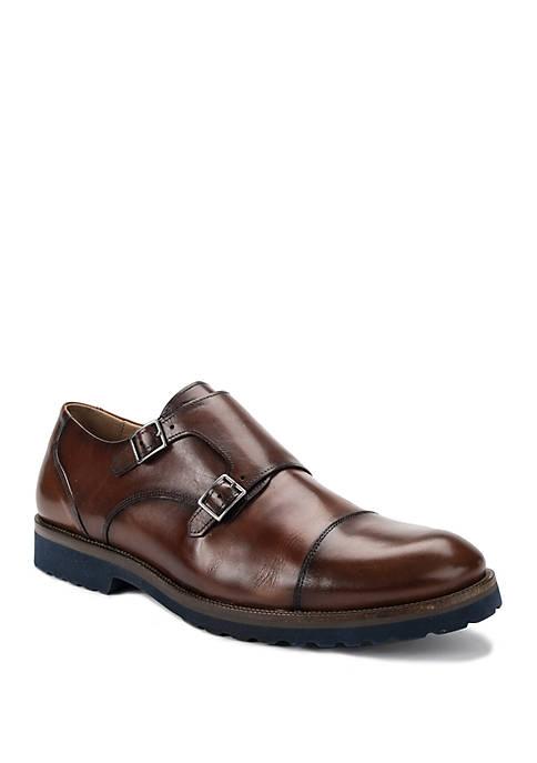 Newport Double Buckle Shoes