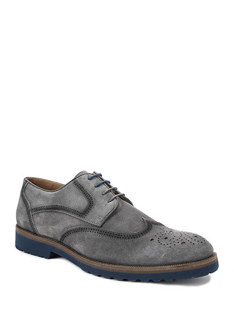 Casual Wing Tip Lace Up Shoes