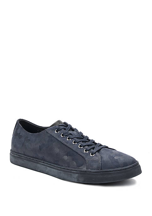 Belvedere Low Quarter Fashion Camo Print Sneakers