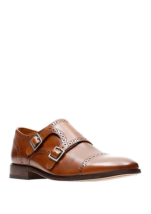 Nantasket Monk Strap Dress Shoes
