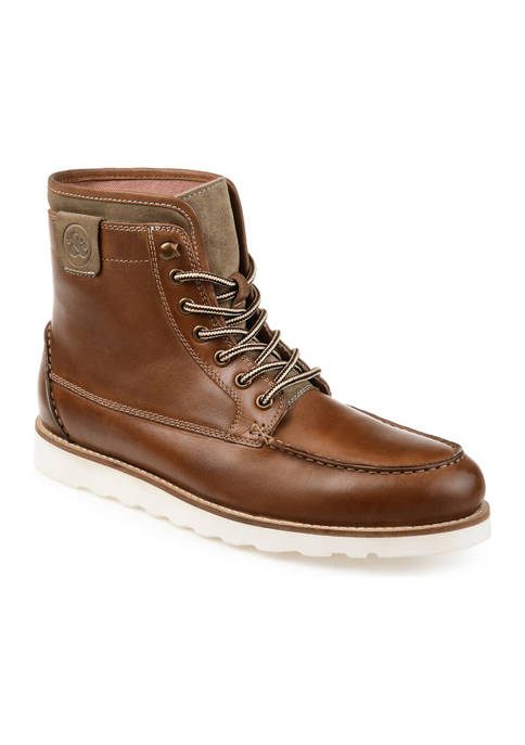 Journee Collection Donovan Moc Toe Boots