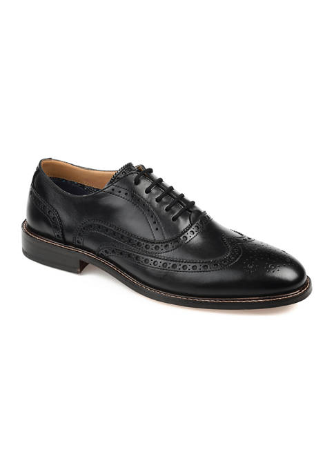 Journee Collection Franklin Wide Width Wingtip Oxfords