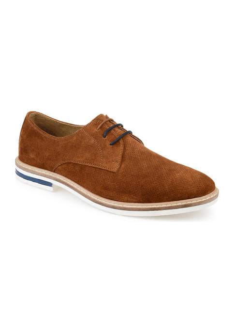 Garison Plain Toe Derby Shoes
