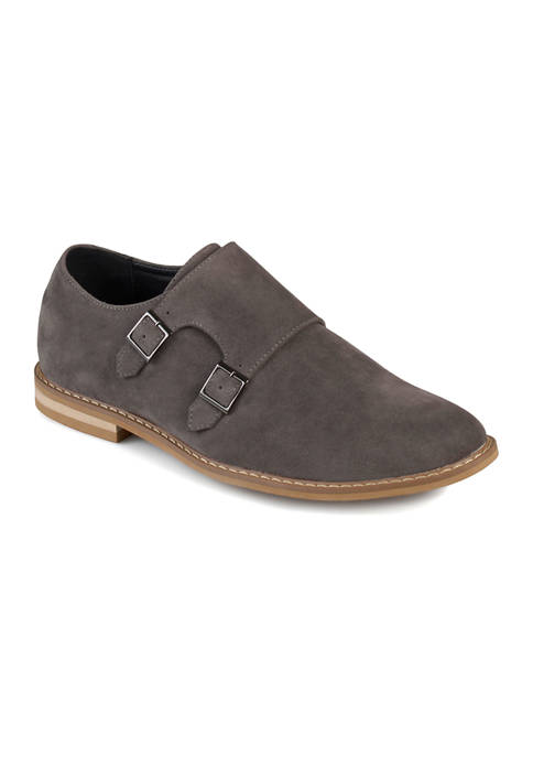Journee Collection Isaac Double Monk Strap Shoes