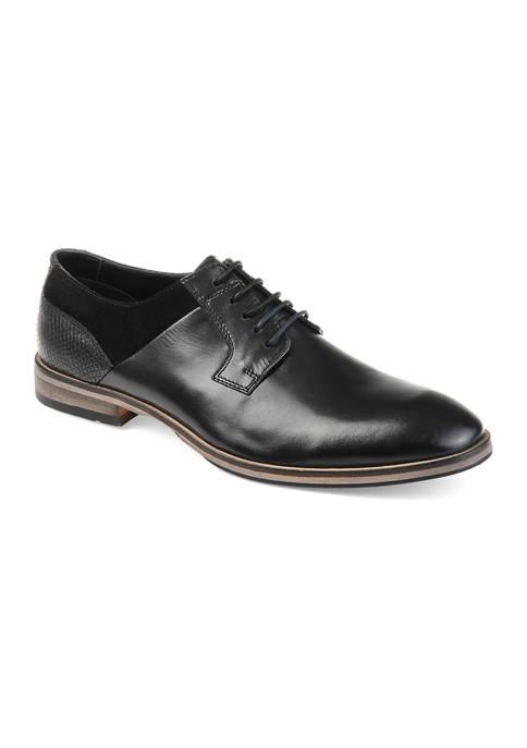 Journee Collection Jaxon Plain Toe Derby Shoes