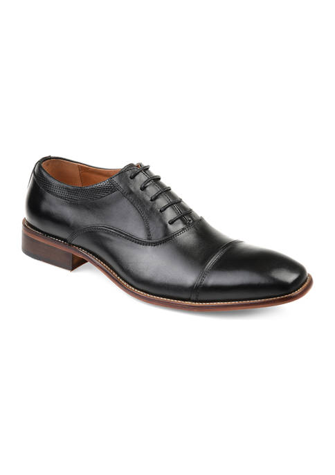 Journee Collection Keaton Cap Toe Oxfords