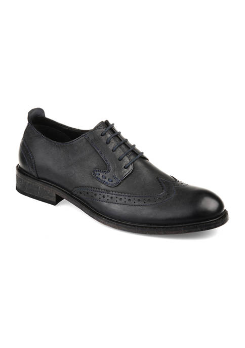 Journee Collection Uriah Wingtip Derby Shoes