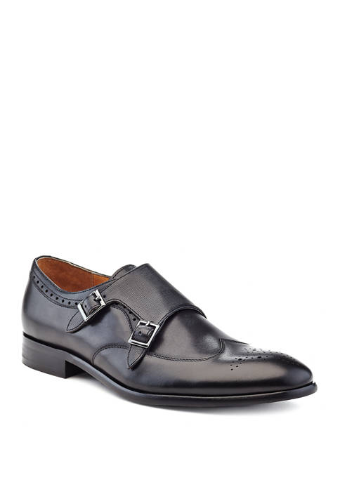 Hart Double Buckle Loafer Shoes