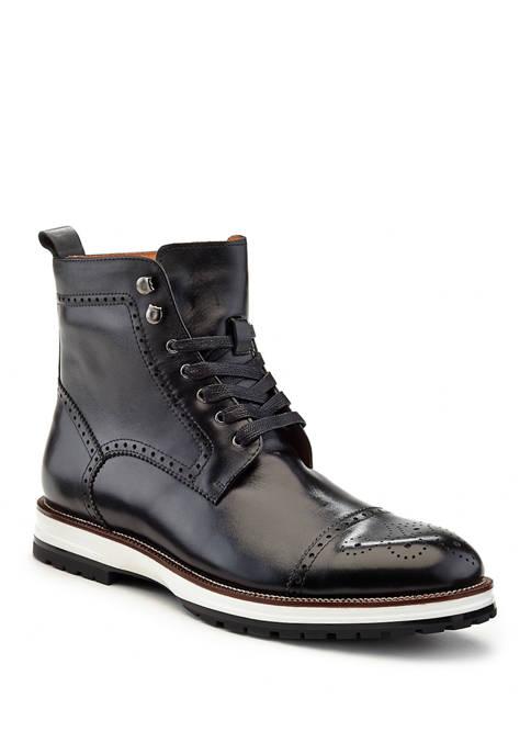 Ike Behar Rebel Combat Boots