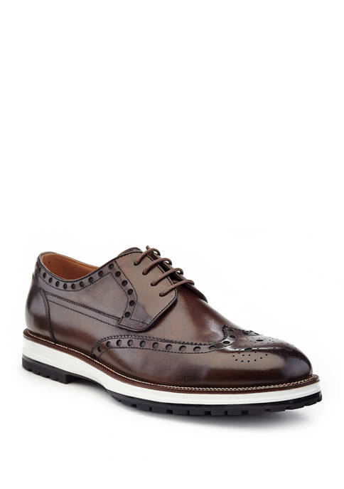 Ike Behar Rockrunner Oxford Shoes