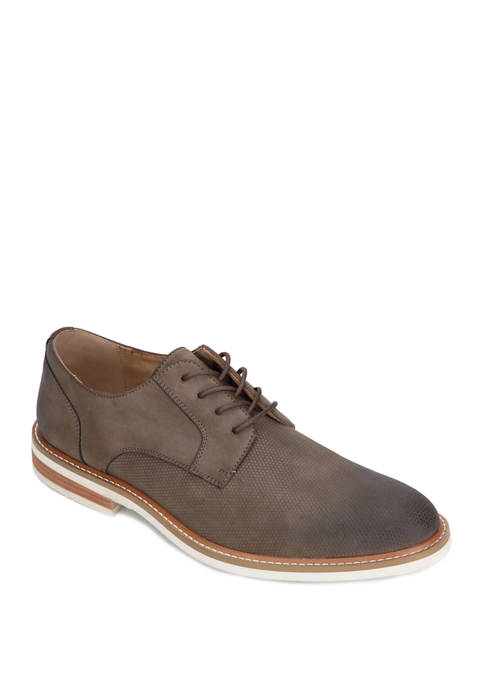 Kenneth Cole Jimmie Lace Up Pointy Toe Shoes