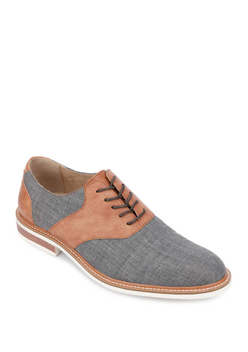 Kenneth Cole Jimmie Saddle Shoes