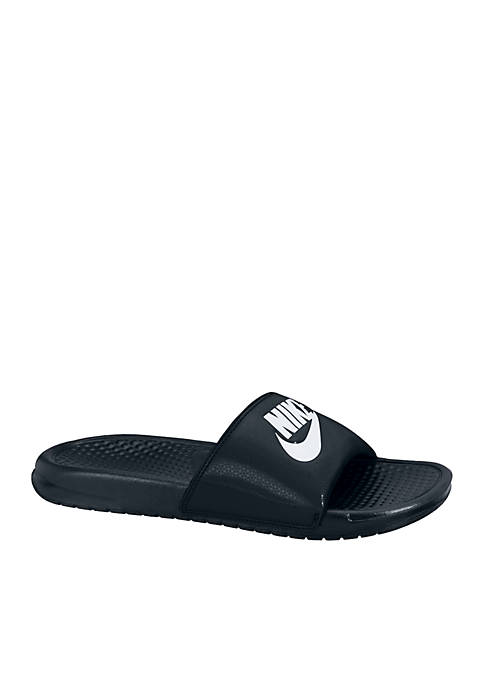 Nike® Mens Benassi Just Do It Slide Sandal