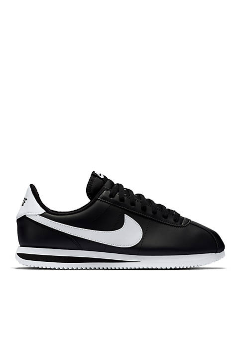 Nike® Mens Cortez Basic Leather Shoe