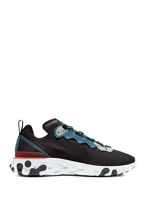 Nike® Mens React Element 55 Sneakers