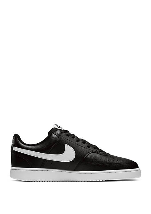 Nike® Court Vision Low Top Basketball Sneakers