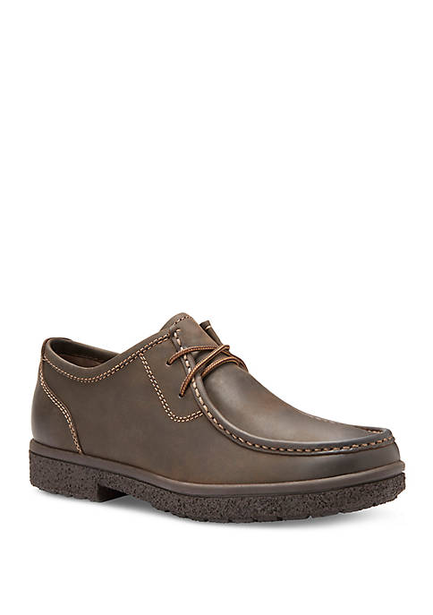 Dwayne English Moccasin Toe Oxfords