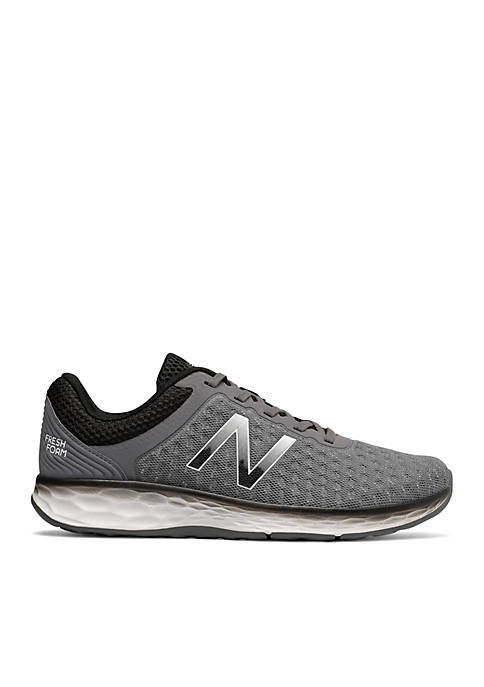 New Balance Mens Fresh Foam Kaymin Castlerock Sneaker