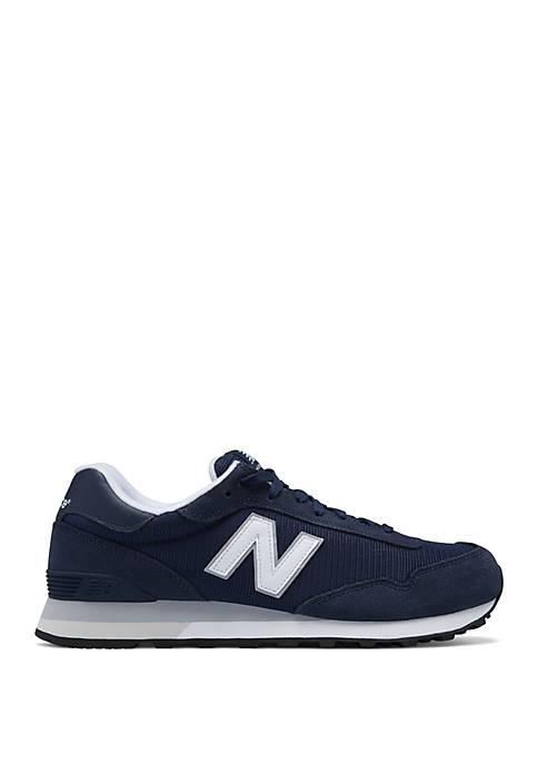 Mens 515 Training Shoe Navy/ White