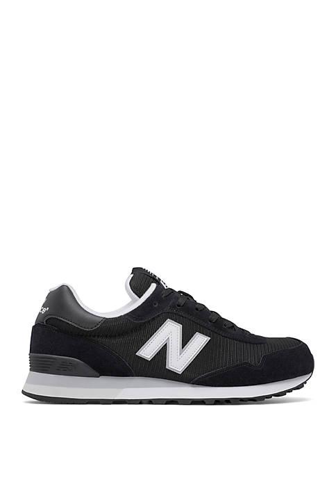 New Balance 515 Training Shoe Black/ White