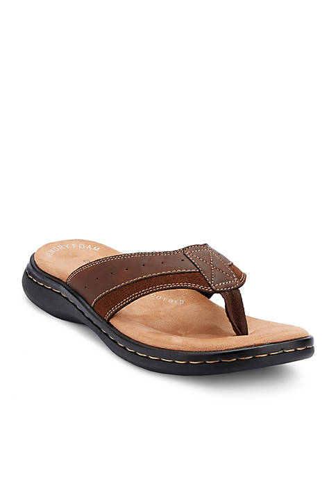 Dockers® Laguna Flip Flop Sandals