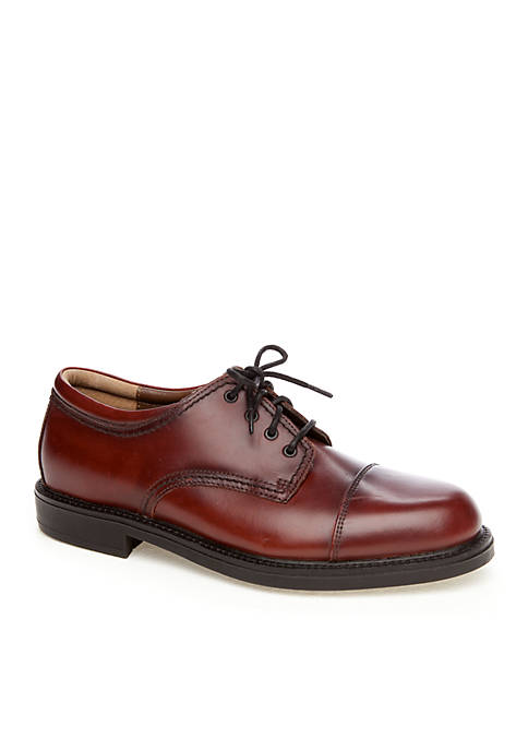 Gordon Dress Lace-Up Oxford - Extended Sizes Available