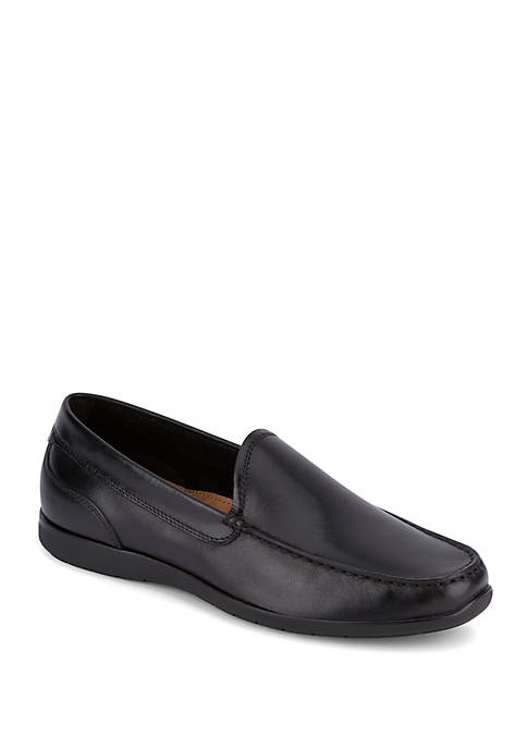 Lindon Leather Dress Casual Loafers